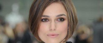 Женские стрижки без челки на средние волосы